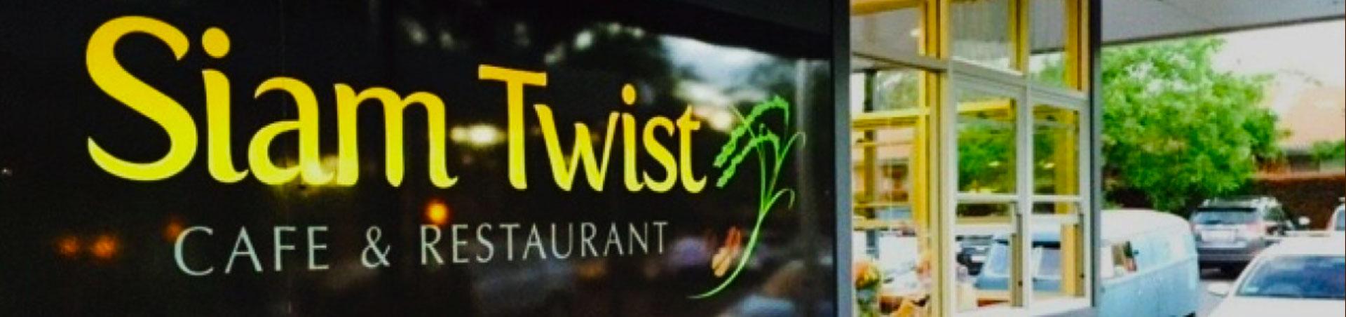 SiamTwist Cafe & Restaurant